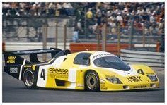 Stefan Johansson - Porsche 936C - Joest-Racing - 200 Meilen von Nürnberg - 1983 Norisring Trophäe - Non Championship Race