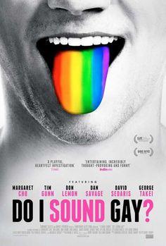 Do I Sound Gay? 27x40 Movie Poster (2014)