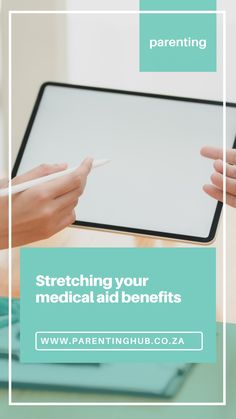 Around 9 million South Africans are members of medical aid schemes to ensure they have access to private healthcare. As each new year begins, members start with a clean slate, with new benefits and replenished savings. However, across the industry, members often complain that their benefits seem to 'run out' early on in the year. If you manage your medical expenses correctly you can avoid out-of-pocket expenses and limit the possibility of running out of benefits. Different Exercises, Clean Slate, Choose Wisely, Africans, Financial Tips, Medical Advice, Parenting Advice, Health And Nutrition, Dentistry