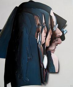 2d0eebc886 VESNA BURSICH S HYPERREALISM PAINTINGS Hyperrealism Paintings