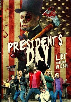 PRESIDENTS DAY DVD (BRAIN DAMAGE FILMS)