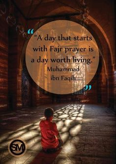 *How to Wake up for Fajr?*    Have you ever had days when you're about to go to sleep, and you have this deep feeling that you'll definitely wake up for fajr? And have you ever had days when you know for certain that you'll oversleep? Imagine the two scenarios, which I'm sure some of us have gone through.  Read more: http://proms.ly/10OmouJ