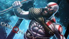 Прохождение игры God of War 4 / Черное дыхание / Альвхейм #10