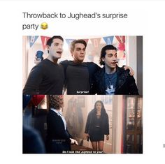 Ha ha Cami you& wearing only black& But don& be sad, if you look like Jughead you look like Cole& & The post Ha ha Cami you& wearing only black& appeared first on Riverdale Memes. Riverdale Merch, Riverdale Quotes, Bughead Riverdale, Riverdale Archie, Riverdale Funny, Netflix, Riverdale Betty And Jughead, I Dont Fit In, Zack E Cody