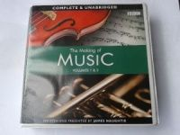 The Making of Music Volumes 1 and 2 written by James Naughtie performed by James Naughtie on MP3 Player (Unabridged)
