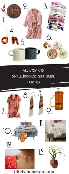 I know Black Friday is just a few days away but this year I really wanted to create a gift guide that would help so many of the people who are our friends and neighbors. So… I created a gift guide featuring *only* shops on Etsy. Pssst. #7 comes from my parent's Etsy shop! I'm so excited to share this with you because I hand-picked all of the items on this list AND I know they'll support families like yours and mine this holiday season. Tell me what # item you'd add to your wishlist this…