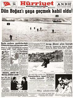 Turkey Country, Istanbul, Nostalgia, Once Upon A Time, Newspaper, Memories, Black And White, History, Wordpress