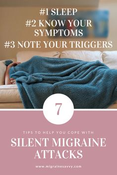 Migraine Remedies Did you know there are migraines with no pain? That's right no pain phase. But you still get scary symptoms. Here are 7 tips for coping with silent migraine attacks. Migraine Attack, Migraine Pain, Chronic Migraines, Migraine Relief, Migraine Triggers, Pain Relief, Silent Migraine, Common Medications