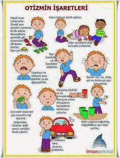 mutlu anne babalar mutlu çocuklar: OTİZMİN İŞARETLERİ...