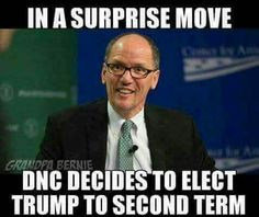 Progressive or Bust... if backed by the DNC no vote from me