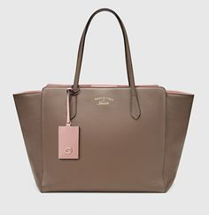 $1350 Gucci - gucci swing medium leather tote 354397CAO2G2160