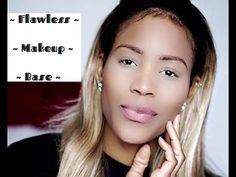 How To | Flawless Makeup Base | Foundation Routine ♡ #perfectfoundationbase #flawlessmakeupbase