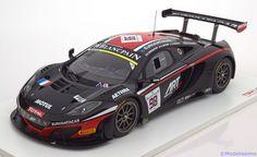 Rennsport True Scale Miniatures 1:18 McLaren 12C GT3 No.98, 24h Spa Demoustier/Lapierre/Parente 2014  Limited Edition 500 pcs. www.modelissimo.de