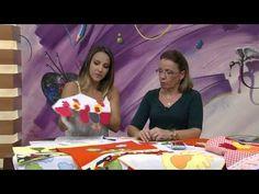 Mulher.com 29/01/2014 Maria Helena Gobbi - Pano de Copa Casinha P 2/2 - YouTube
