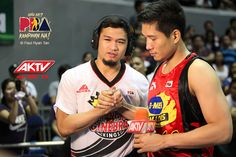 Yap, Caguioa, David Switch Places in Blockbuster Trade - Sporty Guy