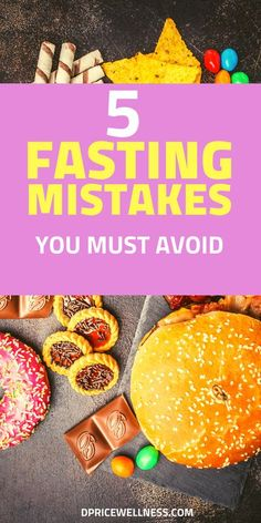 Intermittent fasting is extremely beneficial, but  there are certain things you must avoid if you want to reap it's benefits. Learn about the 5 biggest intermittent fasting mistakes you must avoid to lose weight, burn fat, etc.  #intermittentfasting #fasting #weightloss Diet Plans To Lose Weight Fast, Easy Weight Loss Tips, Start Losing Weight, Lose Weight At Home, Weight Loss For Women, Healthy Weight Loss, Weights For Beginners, Get Toned, Protein Shake Recipes