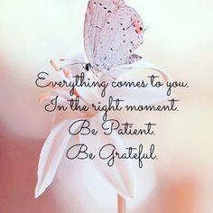 "purplelotusspiritualhealing: "" #bepatient #begrateful #affirmations #healing #spirituality #spiritual #spiritualhealing #reiki #reikihealing #yoga #yogi #yogini #yogamiami #reikimiami #metaphysical #meditation #miami #wellness #holistic..."