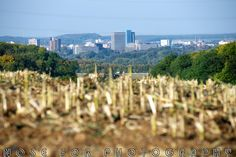 The skyline of Heerlen. Home of the URBAN RACE on May 17th.             Do you think you're up for it?