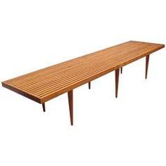 Bench by Mel Smilow for Smilow-Thielle