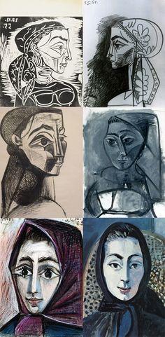 Picasso's Jacqueline