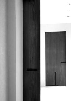 Fabio Fantolino   Giolitti Interior Trim, Interior Design, Door Detail, Wooden Doors, Beautiful Interiors, Contemporary Interior, Door Design, Innovation Design, Windows And Doors