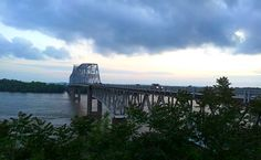 Mississippi River, near Chesterfield, Missouri
