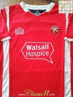 2009 10 Walsall Home Football Shirt (M) acc836d34