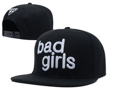 Bad Girls snapback hats (2) gorgeous!!!!