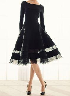 <3 la petite robe noire