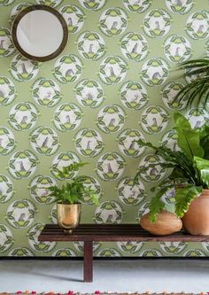 Botanical Trend  How to turn your interior into something surprising 42623b61cb