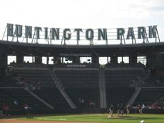 Huntington Park - Columbus, OH  Home of the AAA Columbus Clippers
