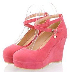 XCC women high heel wedge shoes sexy dress footwear fround toe ashion lady spring pumps P hot sale EUR size XCC http://www.amazon.com/dp/B015ZEZUXW/ref=cm_sw_r_pi_dp_5TY0wb0NK9150