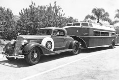 Unique Modified Buick and Curtiss Aerocar Travel Trailer