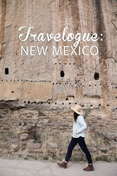 Travelogue: New Mexico (Carlsbad, White Sands, Bandelier & Jemez Springs)