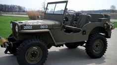 Jeep CJ2A #11