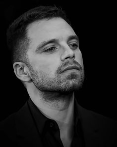 Sebastian Stan Daily is dedicated to the actor Sebastian Stan, best known for his role as Bucky Barnes in the Marvel Cinematic Universe. Sebastian Stan, Anastasia Soare, John Mulaney, Le Male, Most Beautiful Man, Gorgeous Men, Beautiful People, Stucky, Bucky Barnes