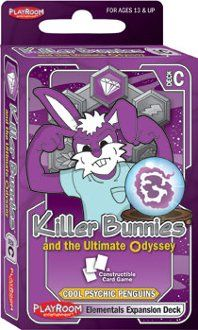 Killer Bunnies Odyssey Elementals Booster C -- Read more reviews of the product by visiting the link on the image.
