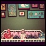 Favorite idea for a baby girl room