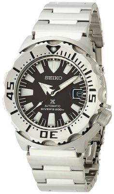 Seiko Prospex Diver SBDC025 Black Monster