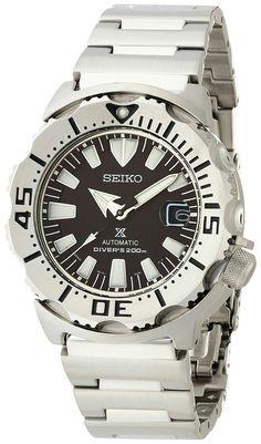 Seiko Prospex Diver SBDC025 Black Monster
