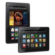 """Kindle Fire HDX 7"""", HDX Display, Wi-Fi, 16GB NEW"""