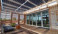 Students at the California Polytechnic State University designed and built INhouse, a net-zero prototype home that's powered by solar and integrates a smart water-recycling system.