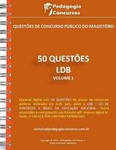 50 Questões LDB