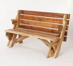 Opvouwbare Picknick tafel ----- Foldable Picnic table 2in1 | TipTop Projecten