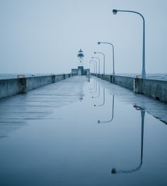 https://flic.kr/p/TWd8hA | Rainy Day, Canal Park, Duluth