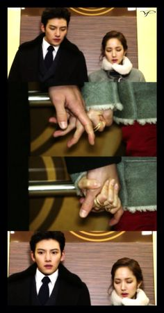 Awww there holding hands! I wish they held hands more throughout the show -Healer -kdrama