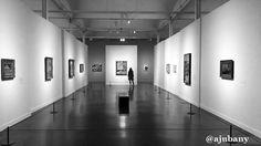 De visita a #ImpressionistesiModerns by @CaixaForum