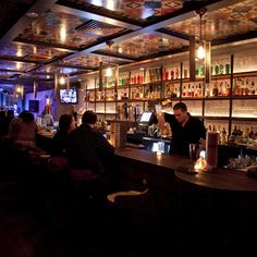 Your friends probably don't know about these places...the secret bars of Philly