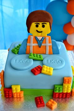 Partylicious - Disney Infinity & LEGO Movie inspired party
