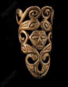 Bronze ornament from Cizkovice. Celtic, 5th century BC. Litomerice, Okresni Muzeum.